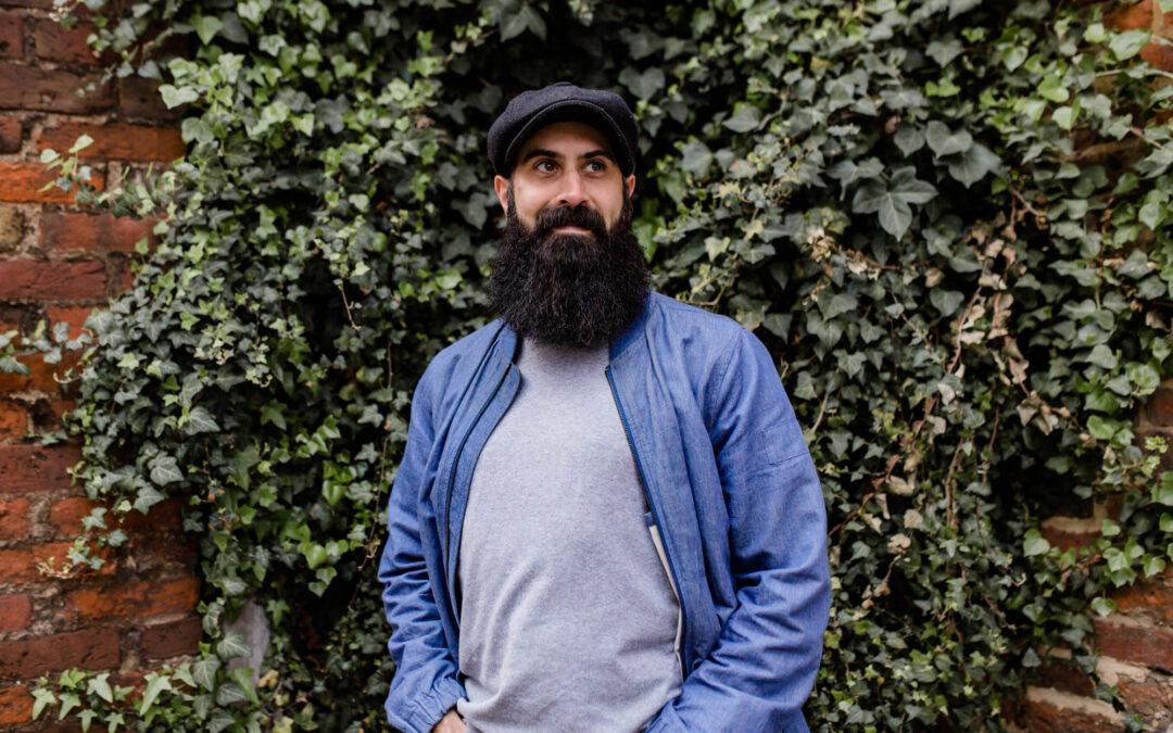 Love Local – Kent Brand Photographer with The Beard of Attraction, Kent