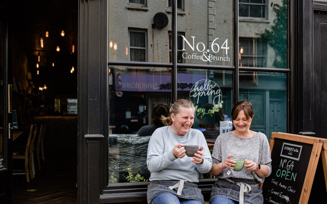 Love Local – Kent Brand Photographer with No.64 Coffee & Brunch
